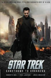 Star Trek - Countdown to Darkness Movie Prequel (Movie Tie-in Cover) by Mike Johnson