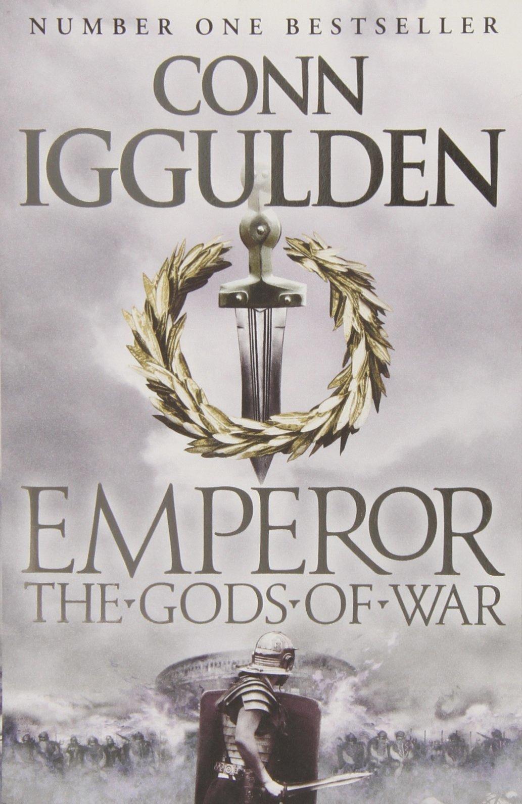 The Gods of War by Conn Iggulden image