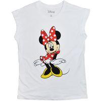 Disney Minnie Mouse Short Sleeve T-Shirt (Size 10)