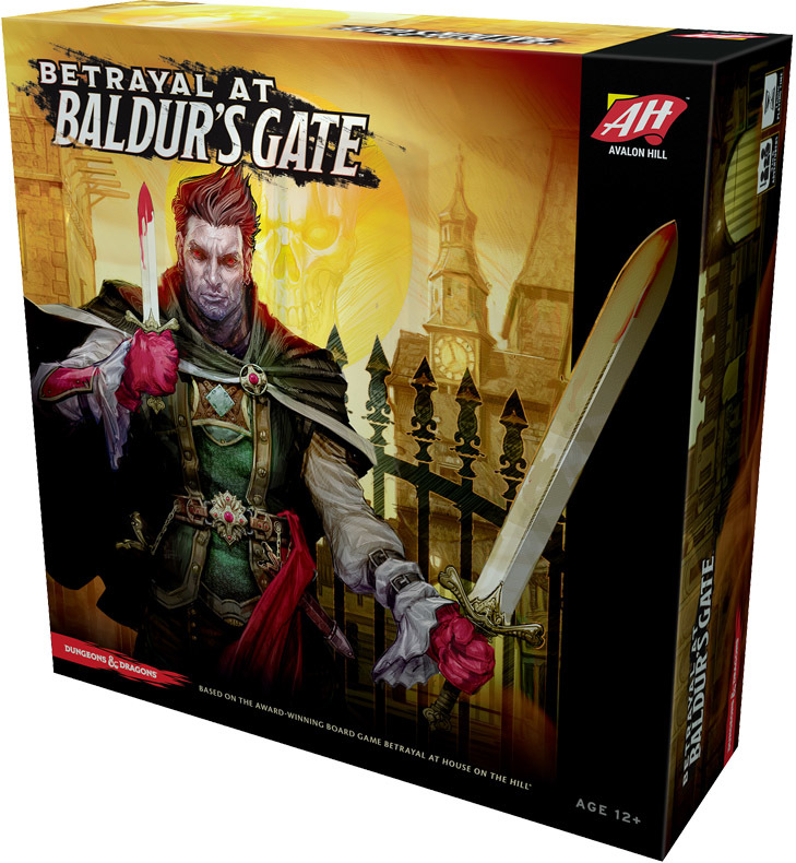 Betrayal at Baldurs Gate image