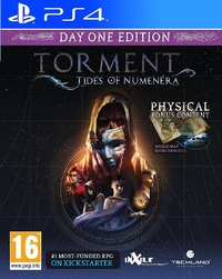 Torment: Tides of Numenera Day One Edition for PS4