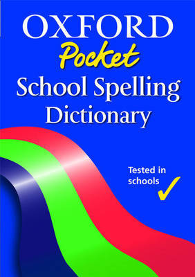 OXFORD POCKET SPELLING DICTIONARY image