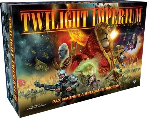 Twilight Imperium - 4th Edition image