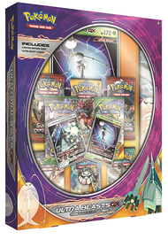 Pokemon TCG Ultra Beasts GX Premium Collections: Pheromosa-GX & Celesteela-GX