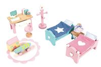 Le Toy Van: Daisy Lane - Children's Bedroom Furniture Set