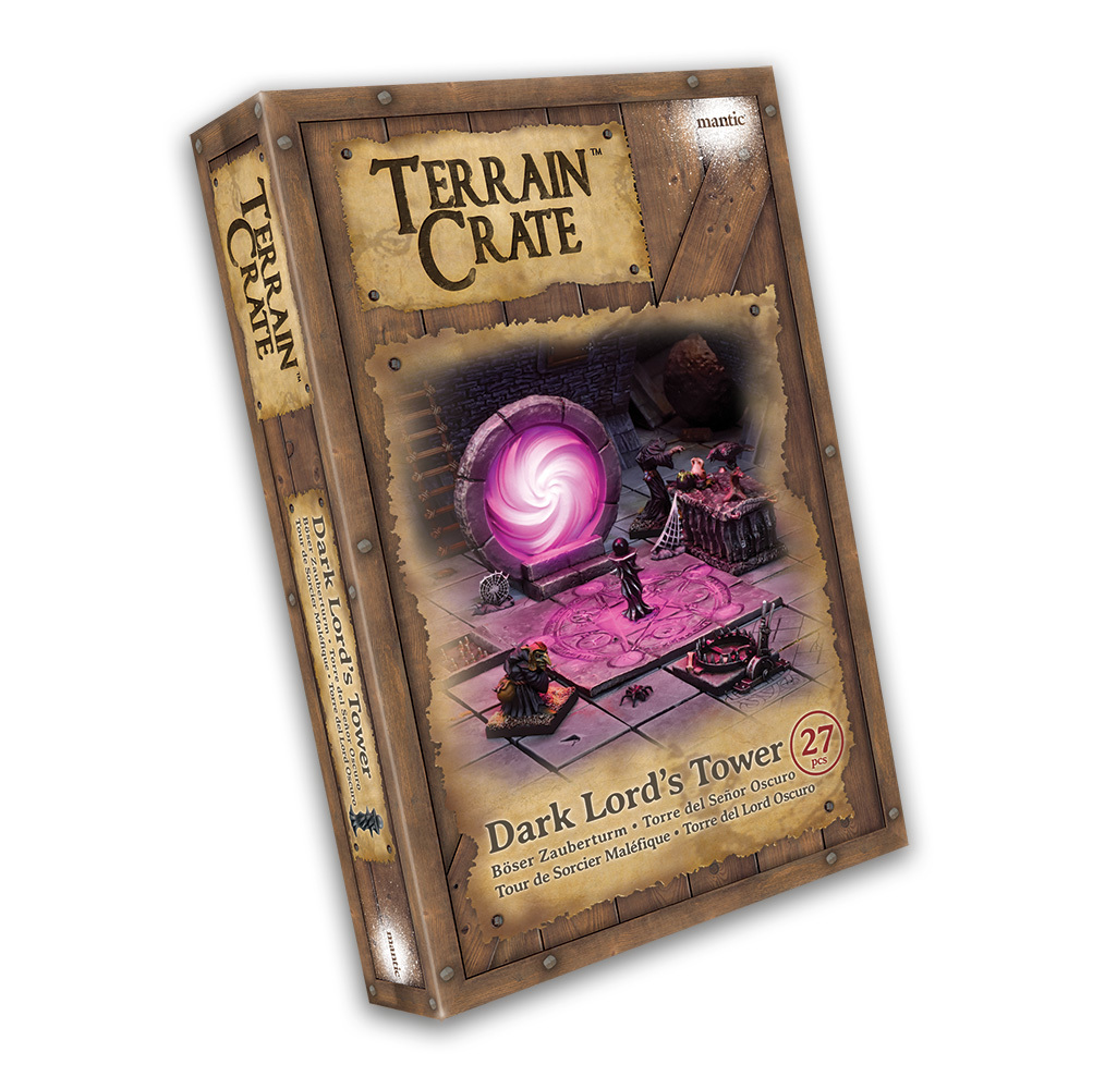 TerrainCrate: Dark Lord's Tower image