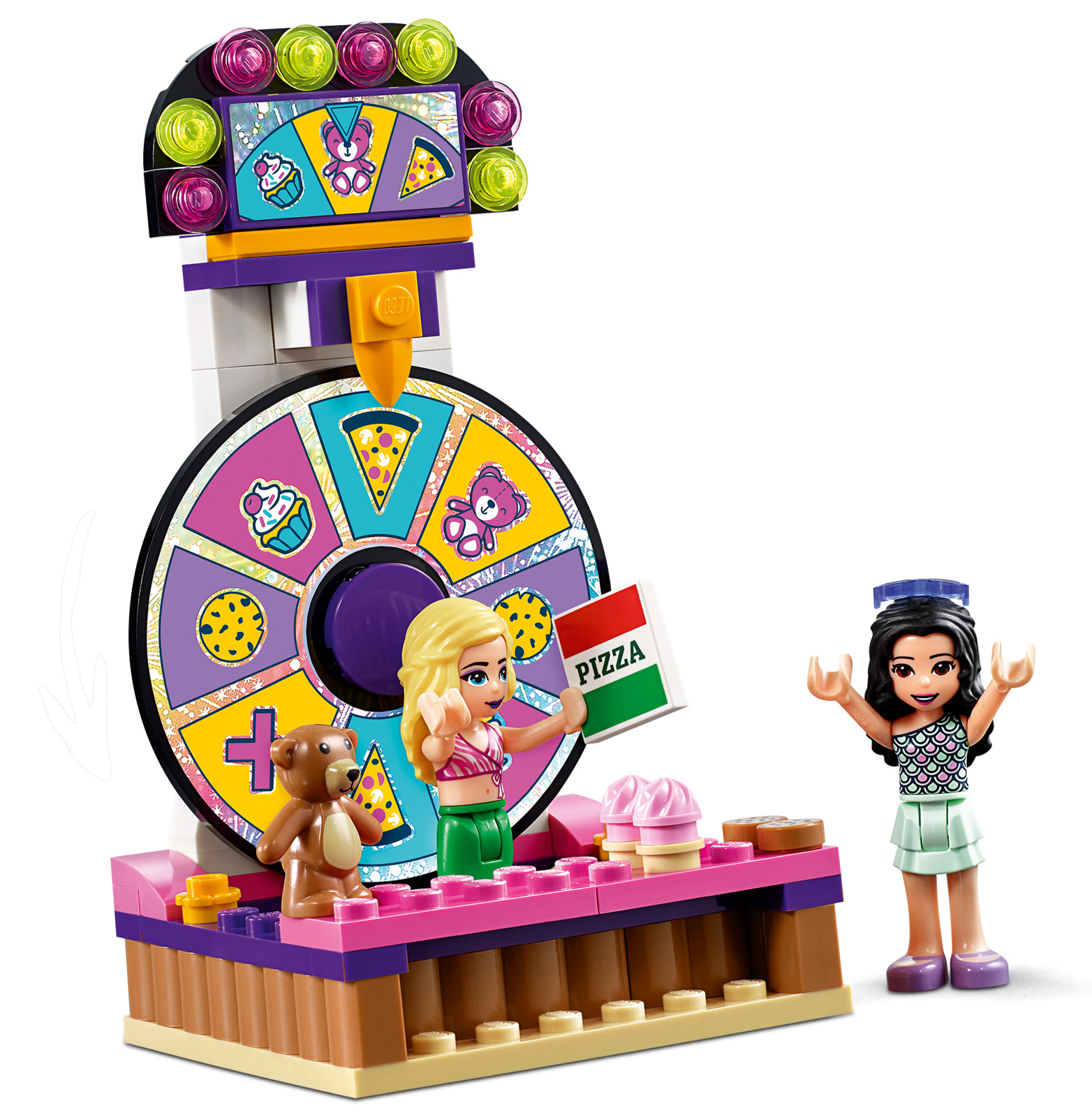 LEGO Friends: Heartlake City Amusement - (41375) image