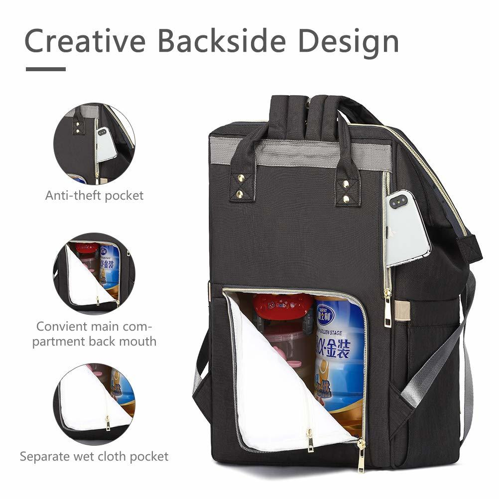 Ape Basics: Casual Daypack with USB Charging Port image