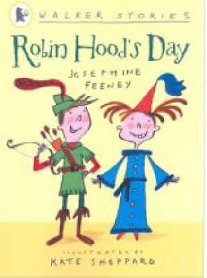 Robin Hood's Day by Josephine Feeney image