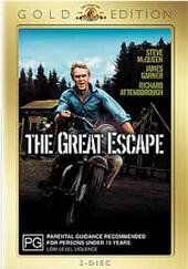 Great Escape, The: Gold Edition (2 Disc) on DVD