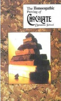 Homoeopathic Proving of Chocolate by Jeremy Sherr