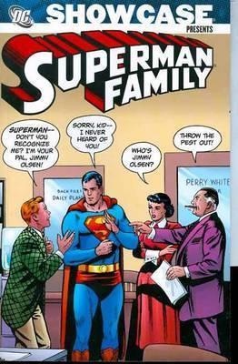 Showcase Presents Superman Family: Volume 2 by Otto Binder