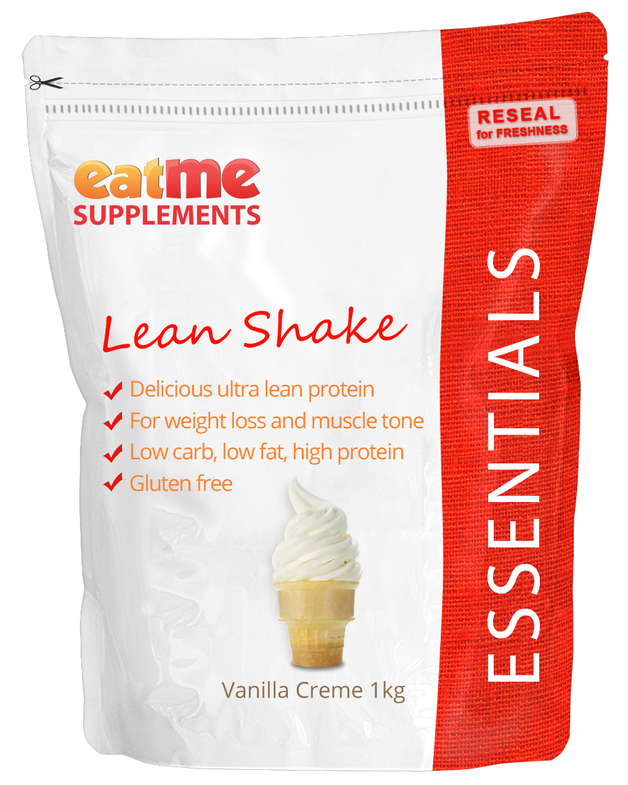 Eat Me Lean Shake Protein 1Kg (Vanilla Creme)