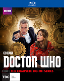 Doctor Who - The Complete Eighth Season on Blu-ray