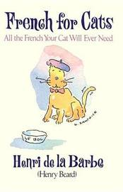 French for Cats by Barbe Henri De La image