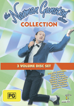 Norman Gunston Collection, The (3 Disc Box Set) on DVD