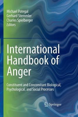 International Handbook of Anger image