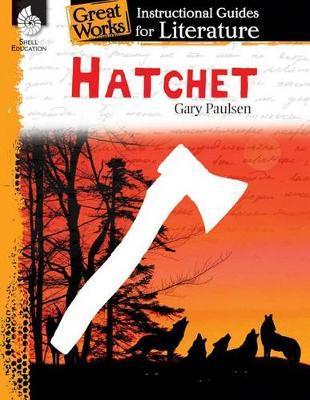 Hatchet by Suzanne I Barchers