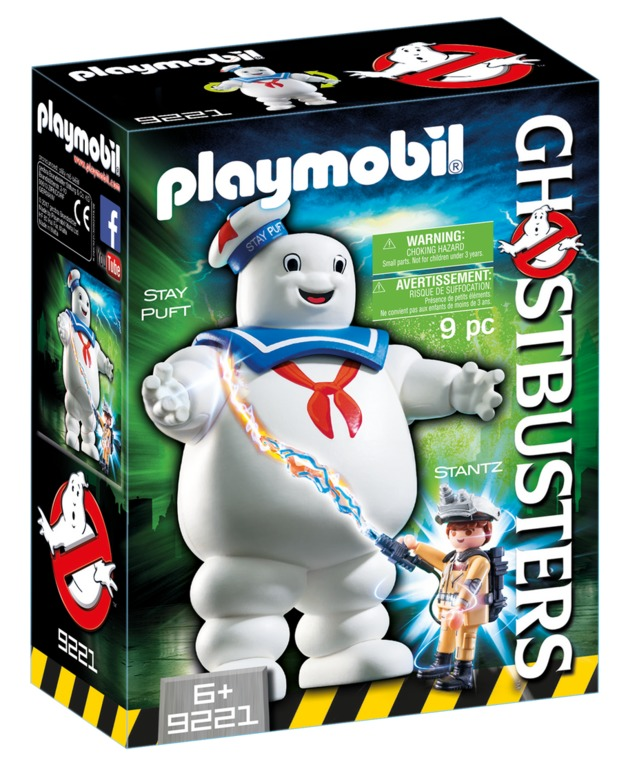 Playmobil: Ghostbusters - Staypuft Marshmallow Man Playset (9221)