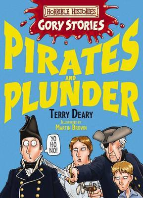 Pirates and Plunder by Terry Deary image