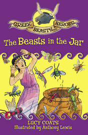 The Beasts in the Jar by Lucy Coats image