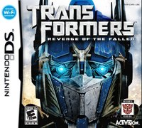 Transformers: Revenge of the Fallen - Autobots for Nintendo DS image