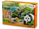 Schleich: 2017 Advent Calendar - Wild Life
