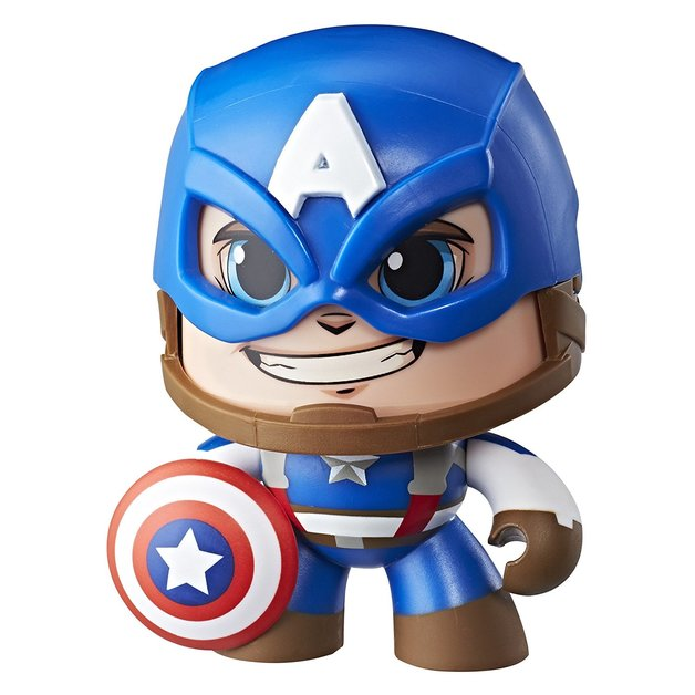 Marvel: Mighty Muggs Figure - Captain America
