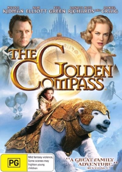 The Golden Compass on Blu-ray