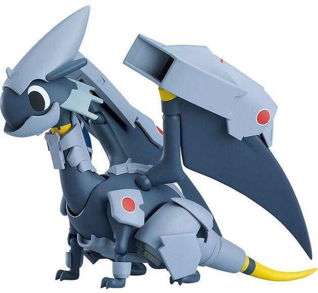 Dragon Pilot: Nendoroid More Masotan - Articulated Figure