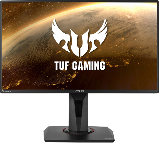 "25"" ASUS TUF Gaming 1080p 144Hz 1ms G-Sync Monitor"