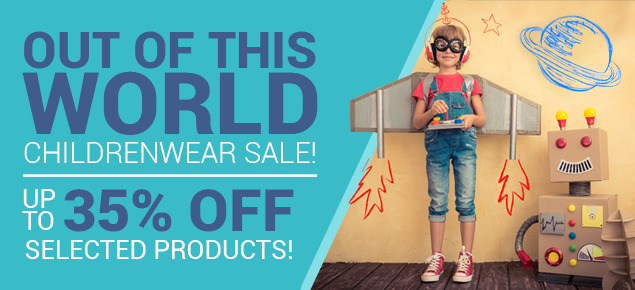 Out of this World Childrenswear Deals!