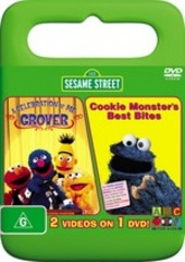 Sesame Street - A Celebration Of Me, Grover / Cookie Monster's Best Bites on DVD