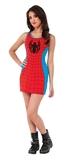 Spiderman Tank Dress (Large)