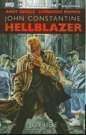 Hellblazer Joyride by Andy Diggle image