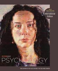 Psychology by Peter O Gray image