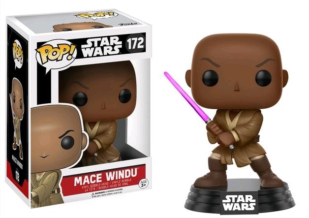 Star Wars - Mace Windu Pop! Vinyl Figure