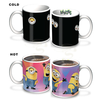 Despicable Me 3 Heat Change Mug