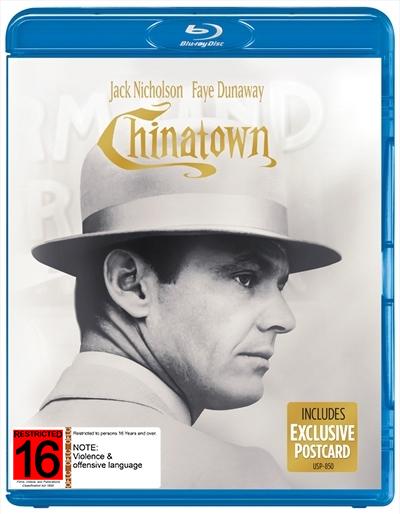 Chinatown on Blu-ray image