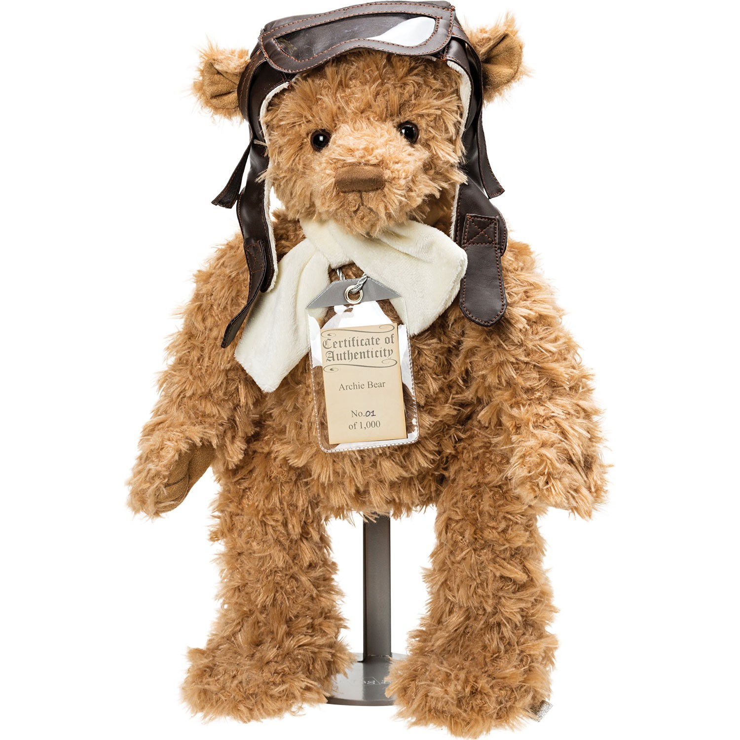 Suki: Silver Tag Collection - Archie Bear (Limited Edition) image