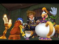 Kingdom Hearts II (Platinum) for PS2 image