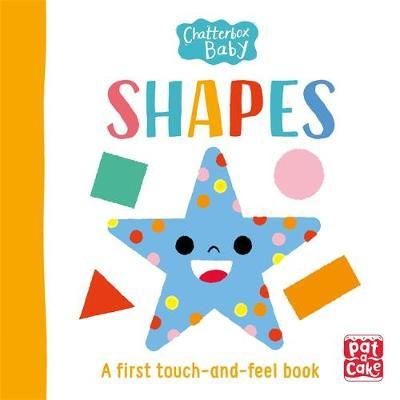 Chatterbox Baby: Shapes by Pat-A-Cake image