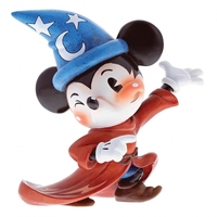 The World of Miss Mindy Fantasia Sorcerer Mickey Statue