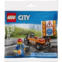 LEGO: Road Worker (30357)