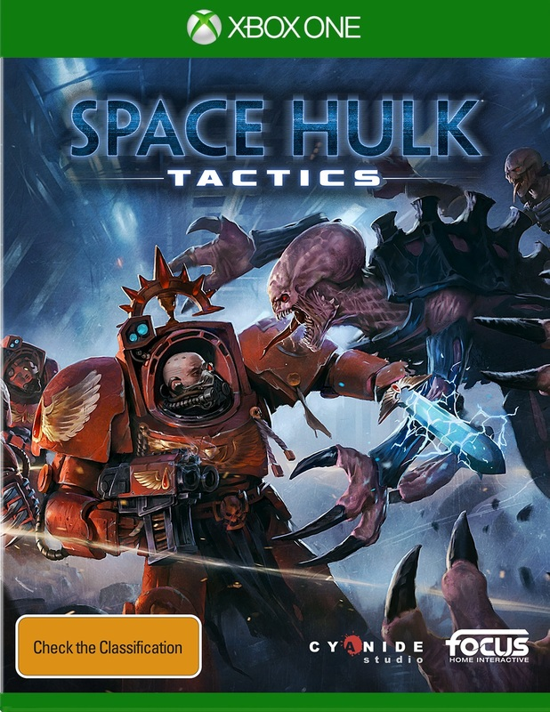 Space Hulk Tactics for Xbox One