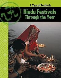 Hindu Festivals Through The Year by Anita Ganeri image