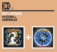 2FOR1: Hysteria / Adrenalize by Def Leppard