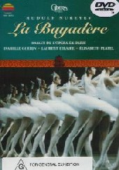 La Bayadere on DVD