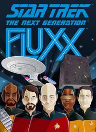 Star Trek: THG Fluxx - Card Game