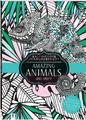 Kaleidoscope: Colouring Book - Amazing Animals and More